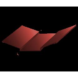 Ендова верхняя красная (RAL 3011)