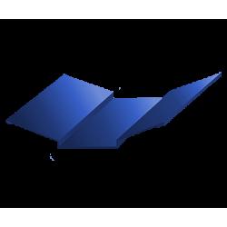 Ендова верхняя синий (RAL 5005)