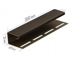 J-профиль Docke шоколад