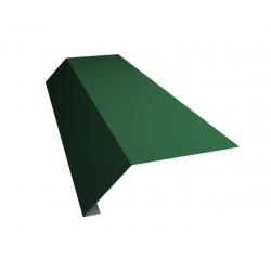 Карнизная планка зеленый мох (RAL 6005)