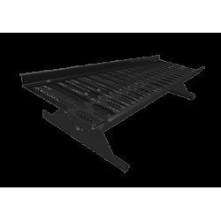 Переходной мостик Металлпрофиль черный (RAL 9005)