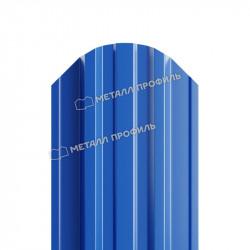 Штакетник металлический синий (RAL 5005)