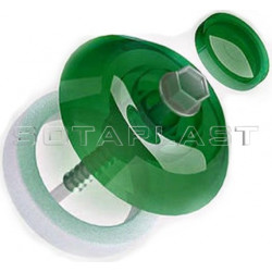 Термошайба универсальная зеленый