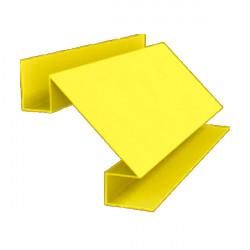 Угол внутренний сложный желтый (RAL 1018)