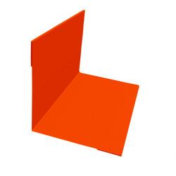 Планка внутреннего угла оранжевая (RAL 2004)