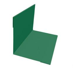 Планка внутреннего угла зеленый (RAL 6002)